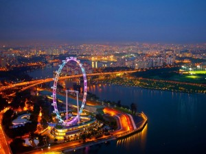 singapore-flyer-night